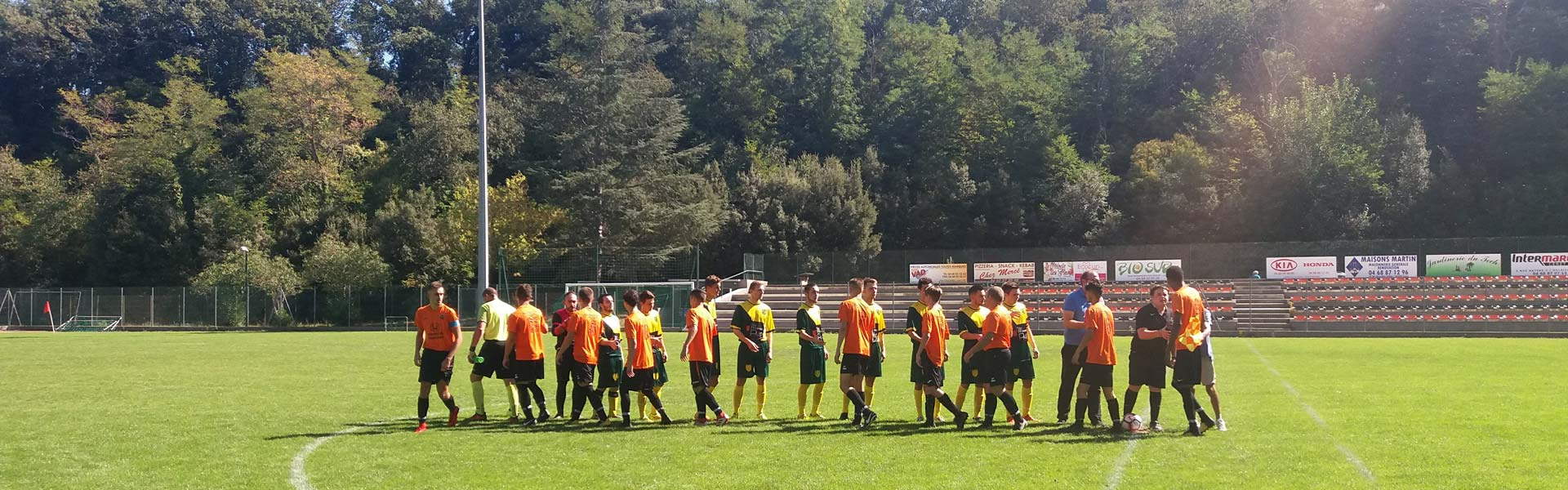 CERET FC 2 vs F.C. FOURQUES